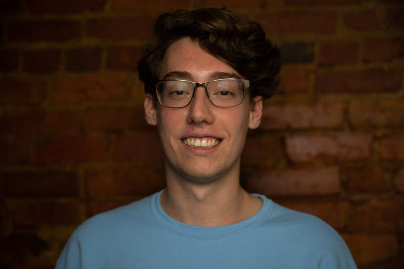 Aaron Sugarman, Arts & Culture assistant editor.