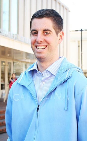 "Rob Jones is running on a 3-teared platform: an events calander, a ""true OneCard,"" and exam week stress relief."