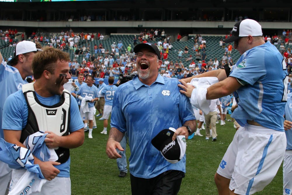 PREVIEW: UNC men's lacrosse hopes to return to NCAA Tournament with 13 seniors