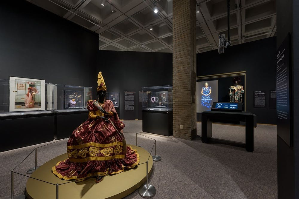 Senegalese fashion comes to life at the North Carolina Museum of Art