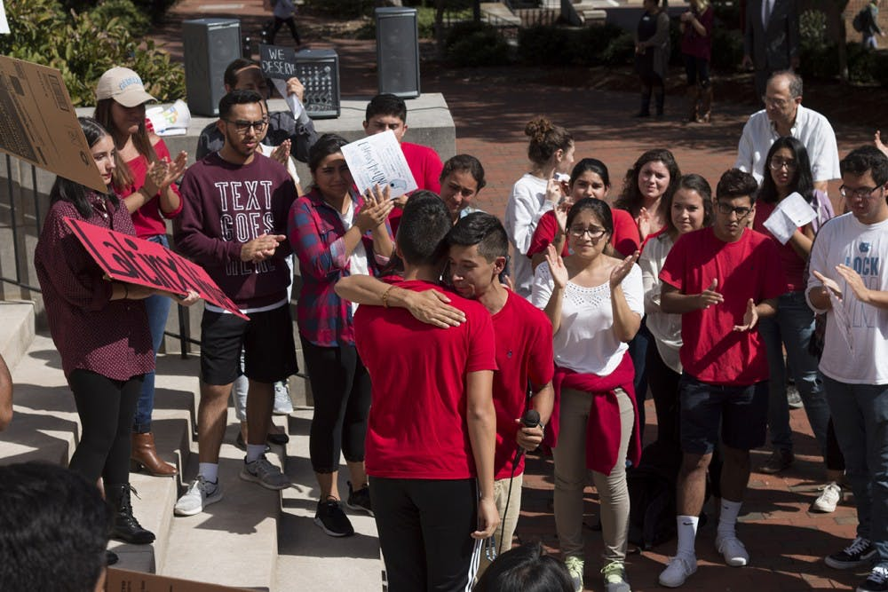 Latinx community pushes for its own center on campus