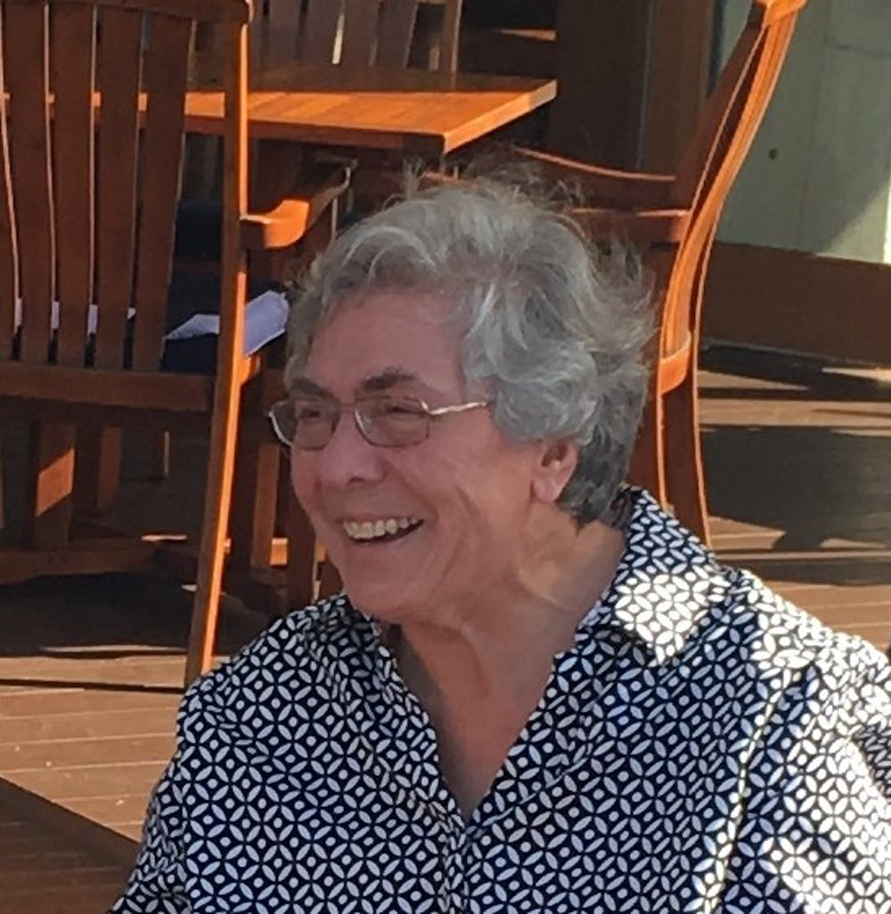 UNC art and art history professor Mary Pardo celebrates 34 years of art education