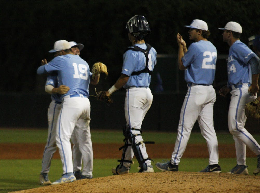 'Like your family': One bad inning creates emotional end to UNC baseball season