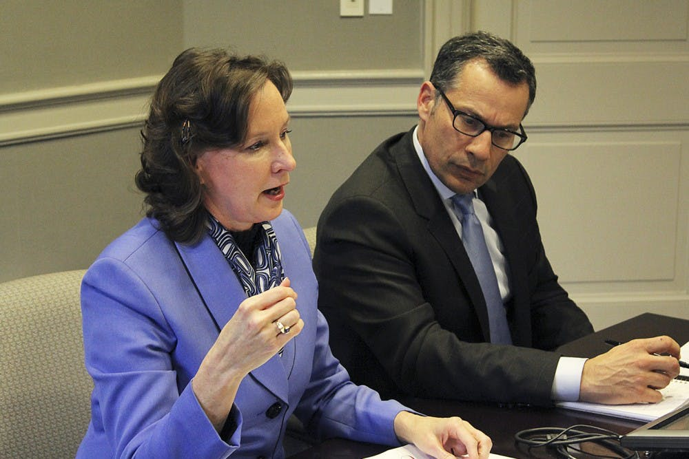 Faculty Athletics Committee discusses athletes' cases