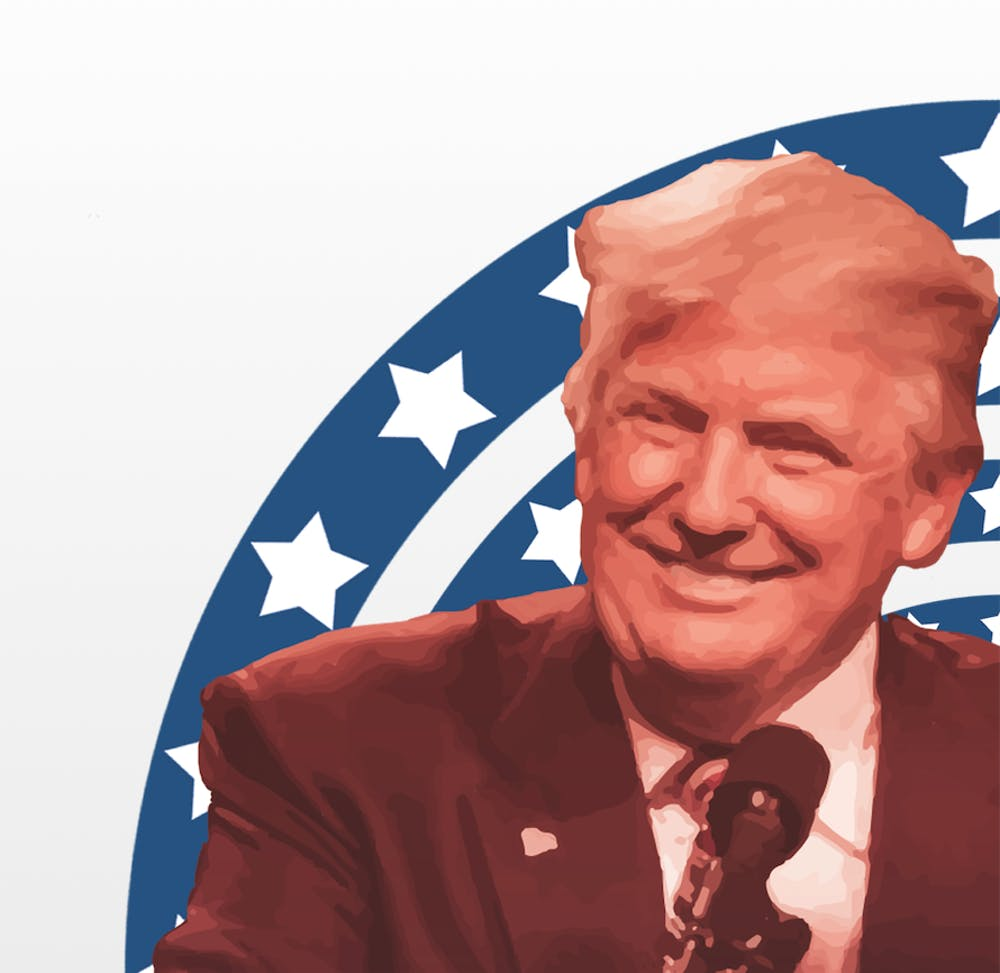 Donald Trump named 45th president of the United States
