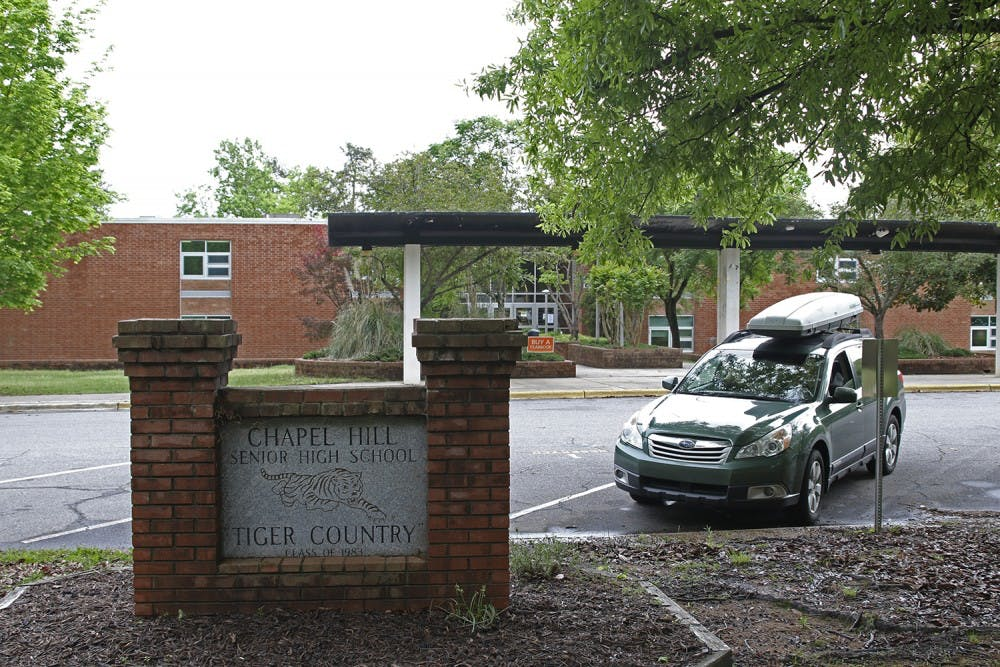 Chapel Hill High School proposing renovation plans for school buildings