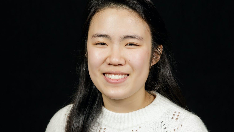 University Desk Senior Writer Cynthia Dong. Photo courtesy of Cynthia Dong.