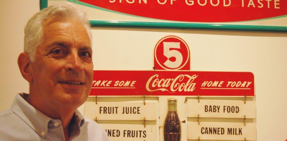 Coca-Cola memorabilia to be displayed on UNC campus