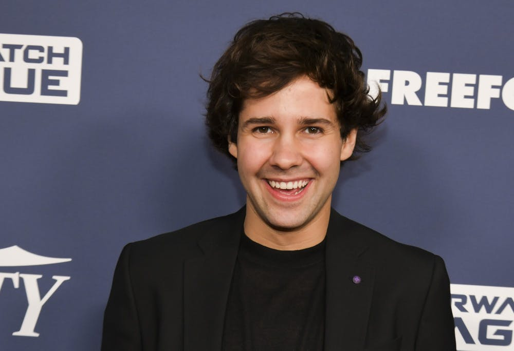 In this 2019 file photo, David Dobrik attends Variety's Power of Young Hollywood at The H Club Los Angeles. Photo courtesy of Rodin Eckenroth/Getty Images/TNS.