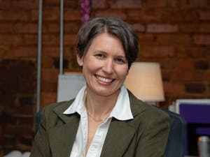 Daily Tar Heel General Manager Erica Perel