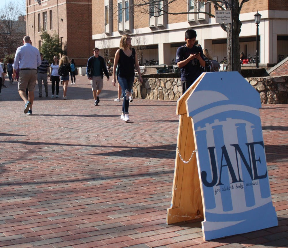Here's what to expect during student body president campaigns