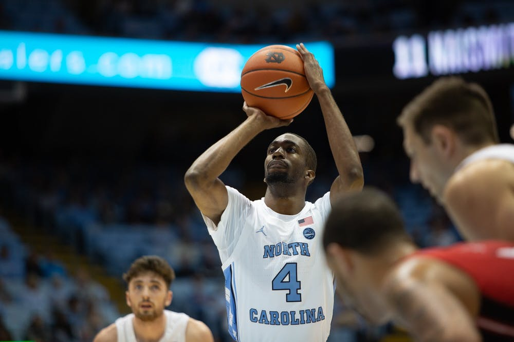 Analysis: Without Brandon Robinson, UNC's new wings could have to step up early