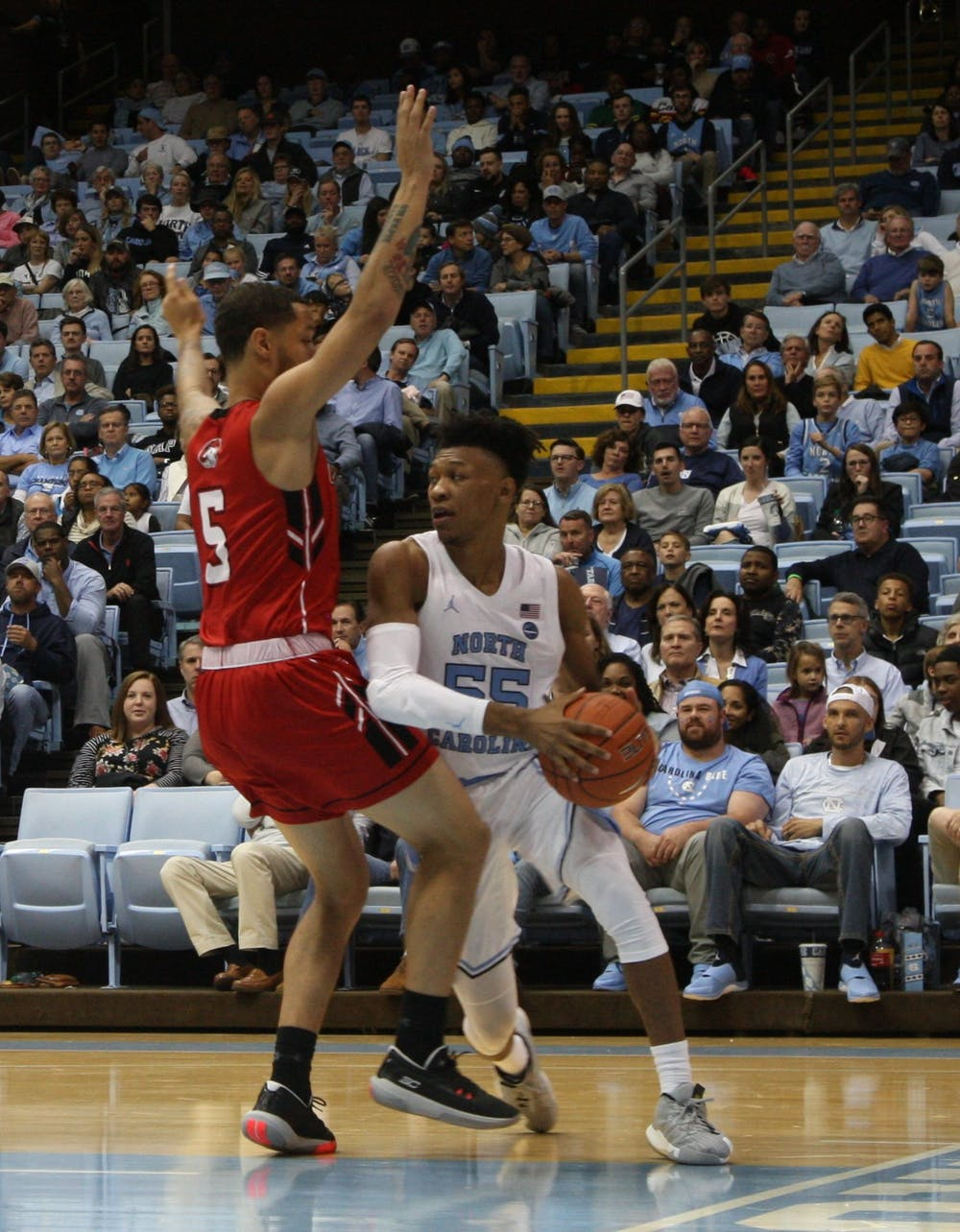 With Keeling and Pierce, UNC basketball again dips into the grad transfer market