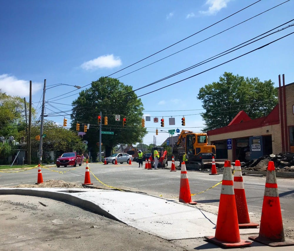 Road work ahead? What you need to know about the road construction on Franklin Street
