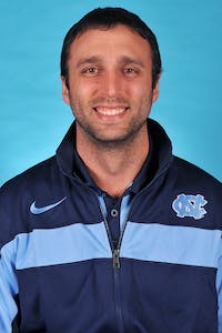 Matt Jednak was named the new head coach of the UNC fencing team on April 4, taking over for Ron Miller. Photo courtesy of UNC athletics.