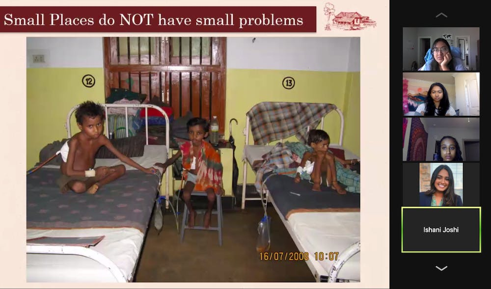 <p>UNC's chapter of the Association for India's Development aims to educate students and charitable donors about health care accessibility issues in Central India.&nbsp;</p>