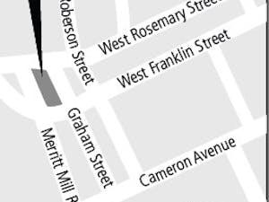 Greenbridge: location of graffiti.