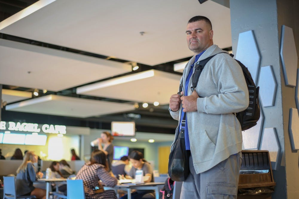 How a promise to Dean Smith brought former basketball player Vasco Evtimov back to UNC