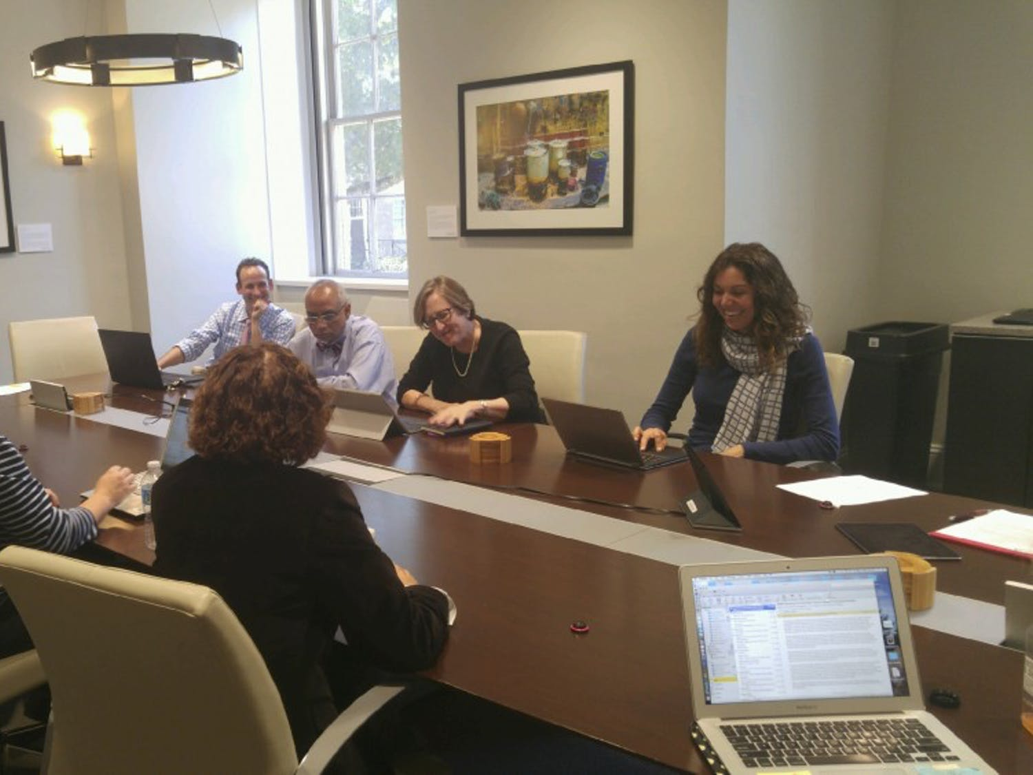 The Faculty Executive Committee met Monday night.