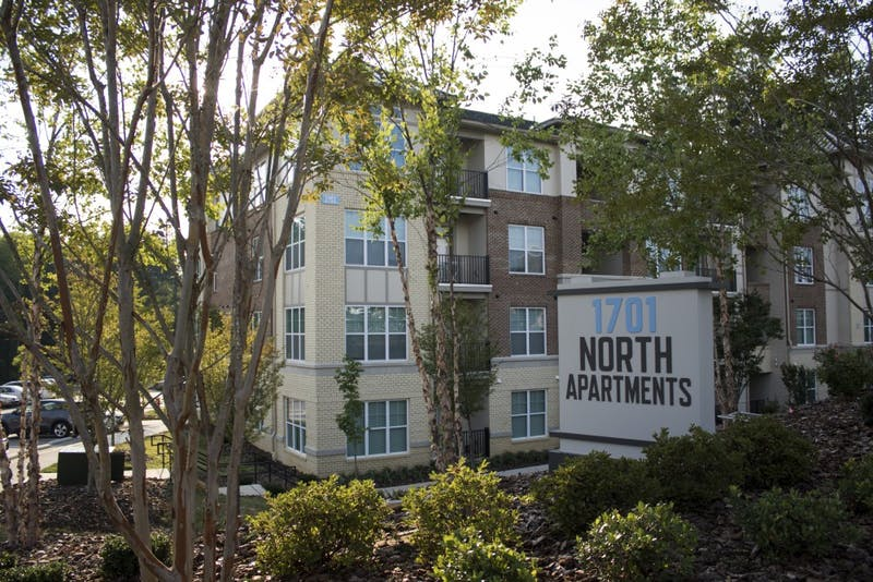 A man was shot in an apartment unit at 1701 North Apartments on Martin Luther King Jr. Blvd in Chapel Hill on July 11.