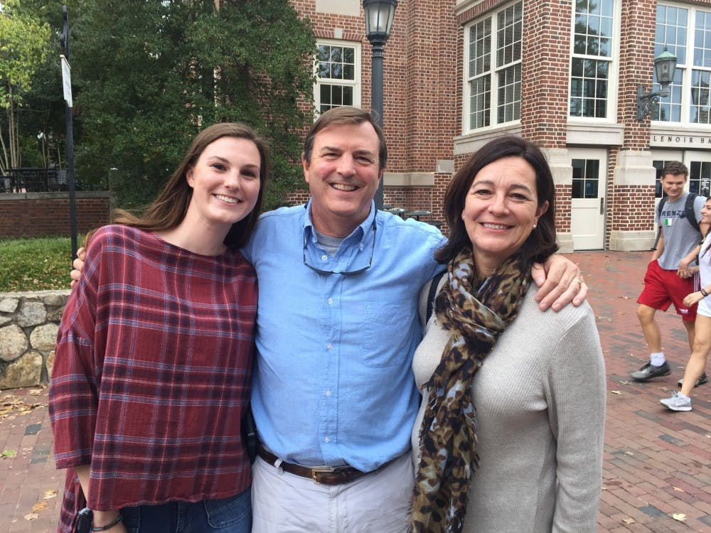 WOTS — Parents' Edition: What is your favorite part about visiting Chapel Hill?