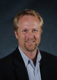 Douglas Lauen, associate professor of public policy, researches how education policies and school formats affect student outcomes. Photo courtesy of Douglas Lauen.