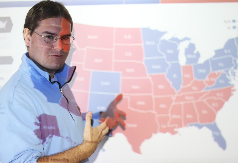 Q&A with acclaimed pollster Tom Jensen