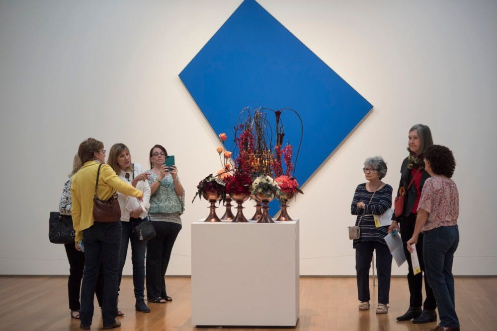 Fourth annual Art in Bloom festival comes to the NCMA this Thursday