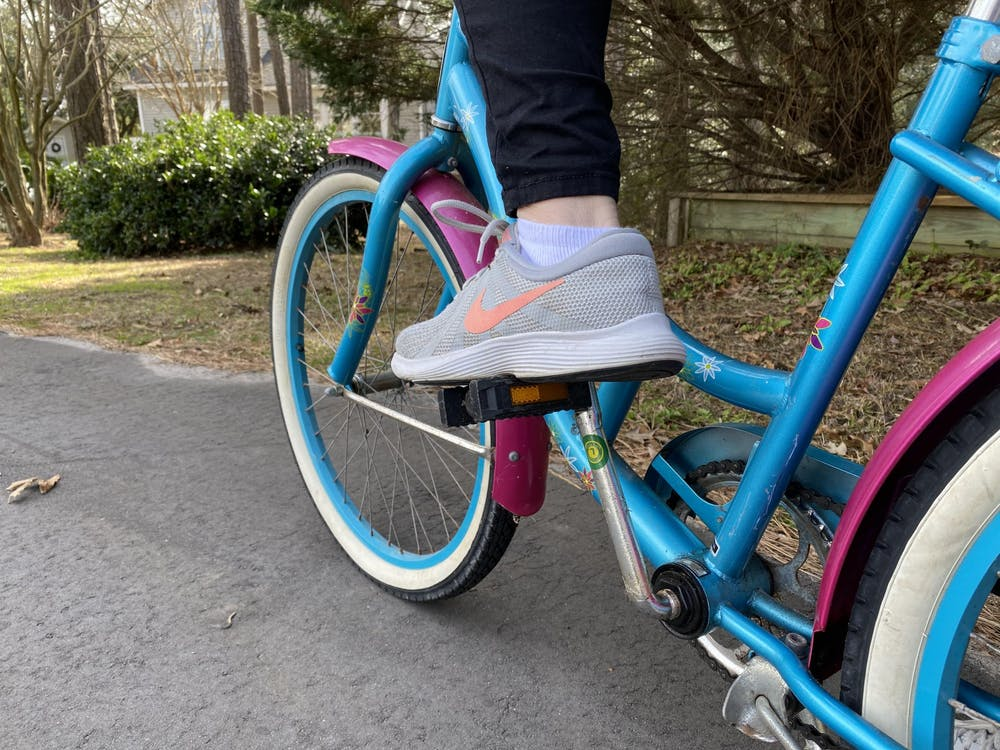 There is a need for more walkable and bikeable paths in Chapel Hill.