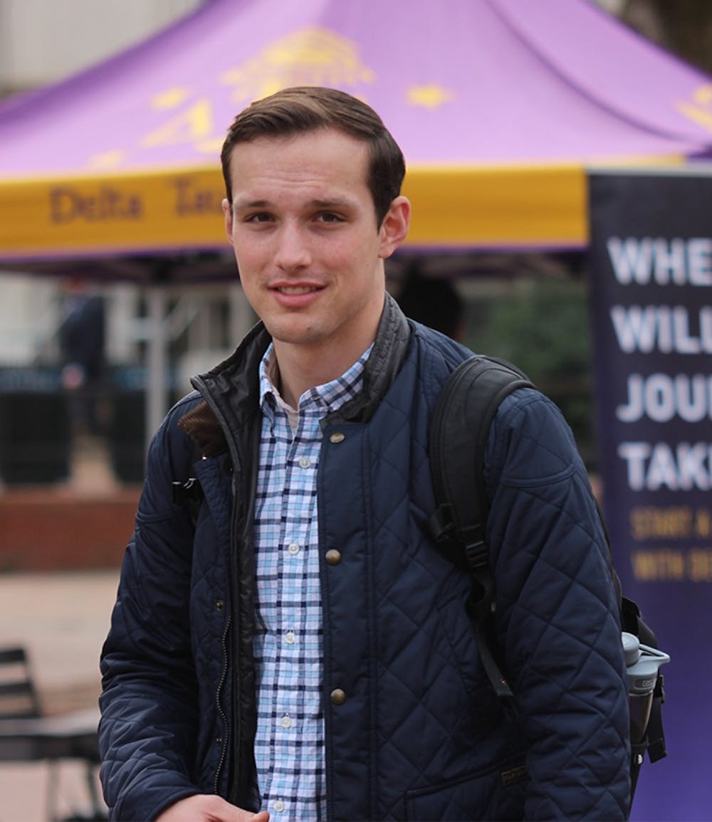 SBP elections: Matthew McKnight wants to help the common student