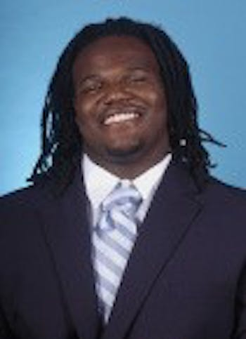Senior defensive tackle Marvin Austin will not play against Louisiana State on Saturday.