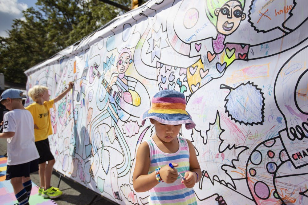 'Uniquely Chapel Hill': Festifall will celebrate art and autumn on Franklin Street