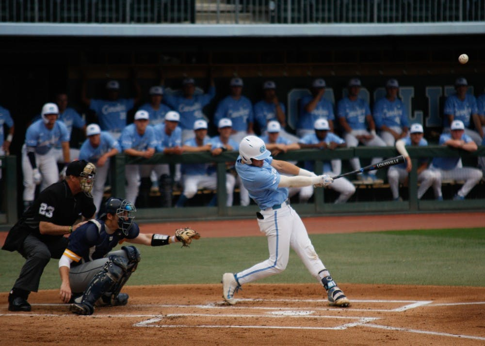 'So far, so good': UNC baseball improved to 5-0 with a lopsided win over High Point