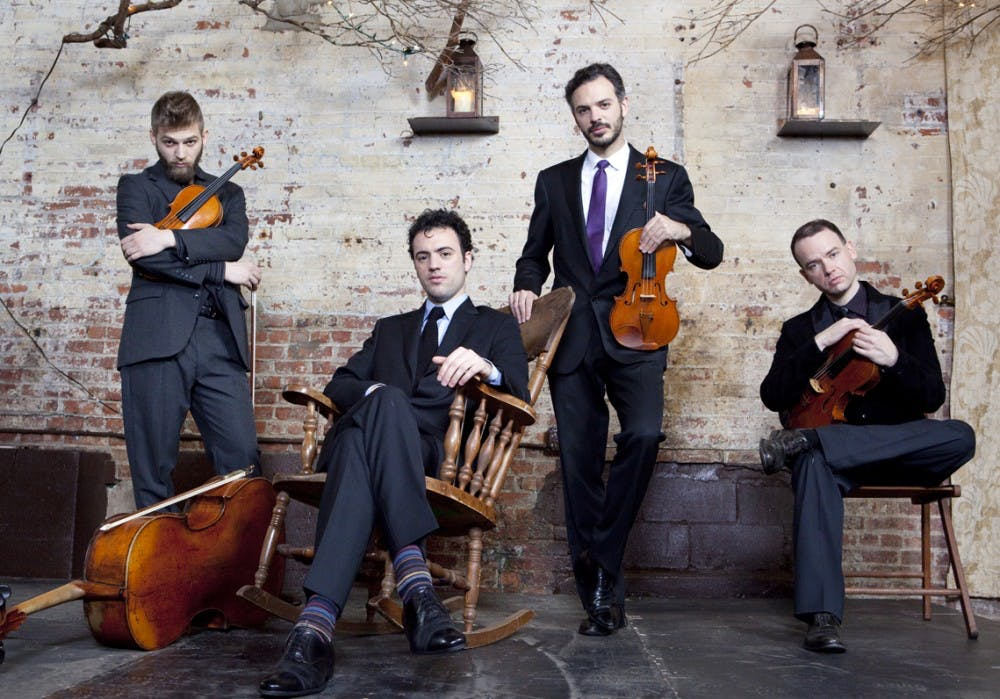 Brooklyn Rider brings classical music with a twist