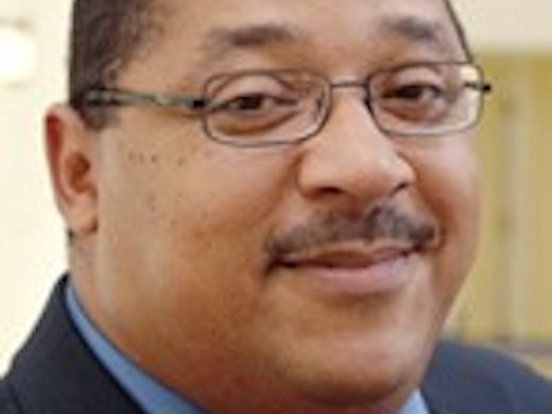 Vice Chancellor Winston Crisp