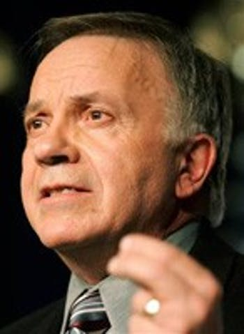 Former U.S Rep. Tom Tancredo, who opposes undocumented immigration, will speak on Monday.