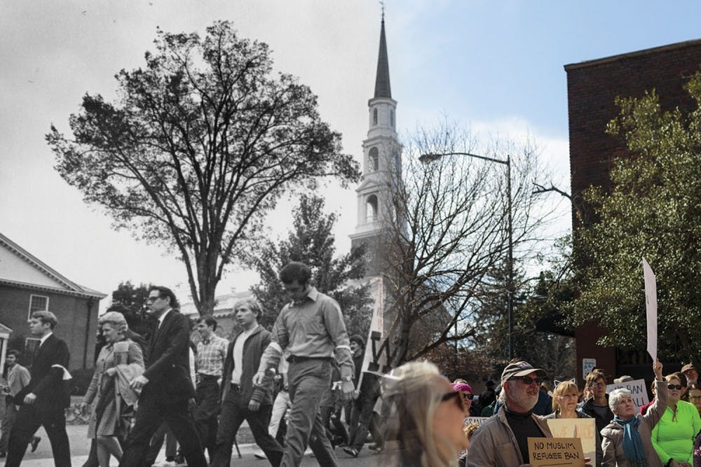 'The conscience of the country': Alumni reflect on activism, past and present, at UNC