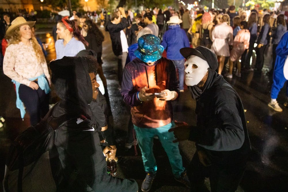 Residents find new ways to celebrate Halloween during COVID-19