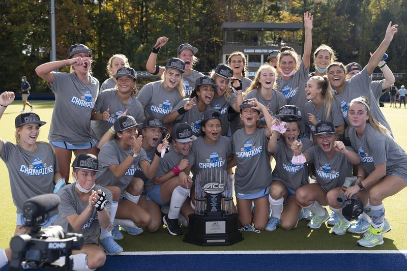 'We've sacrificed so much': In an unusual year, UNC field hockey shows its greatness