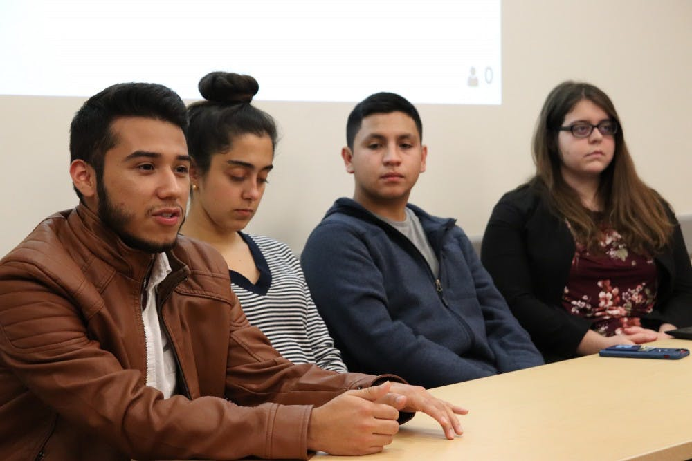 Mi Pueblo discusses its role on campus among other student organizations