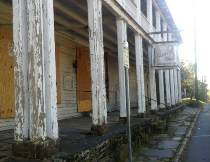 The historicColonial Inn will begin eminent domain proceedings.