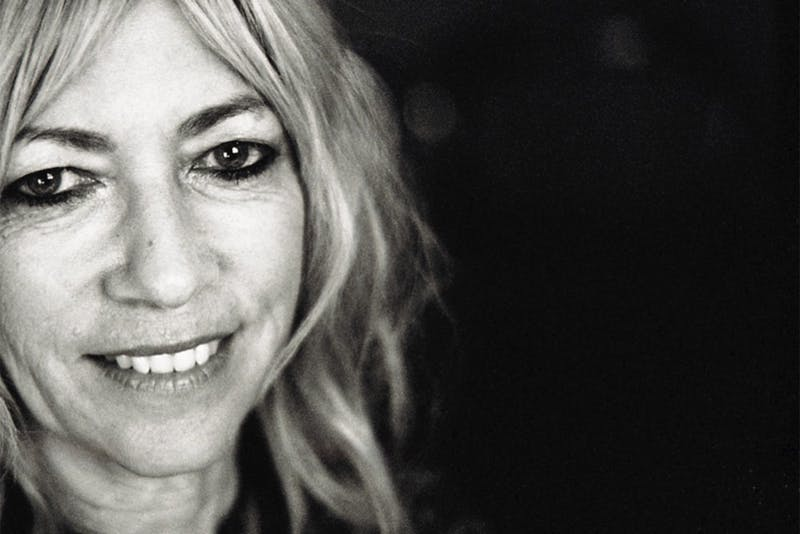 Kim Gordon, the co-founder of Sonic Youth, will be speaking at Cat's Cradle with Jon Wurster on Wednesday about her memoir. Courtesy of Emilly Homonoff.