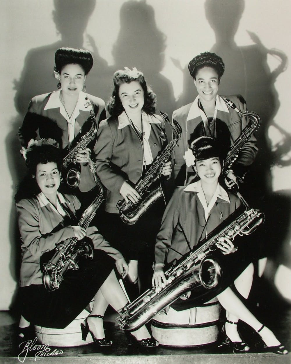 """<p>The International Sweethearts of Rhythm band appears in the film """"Girls in the Band,"""" which will also be featured in the festival.</p>"""