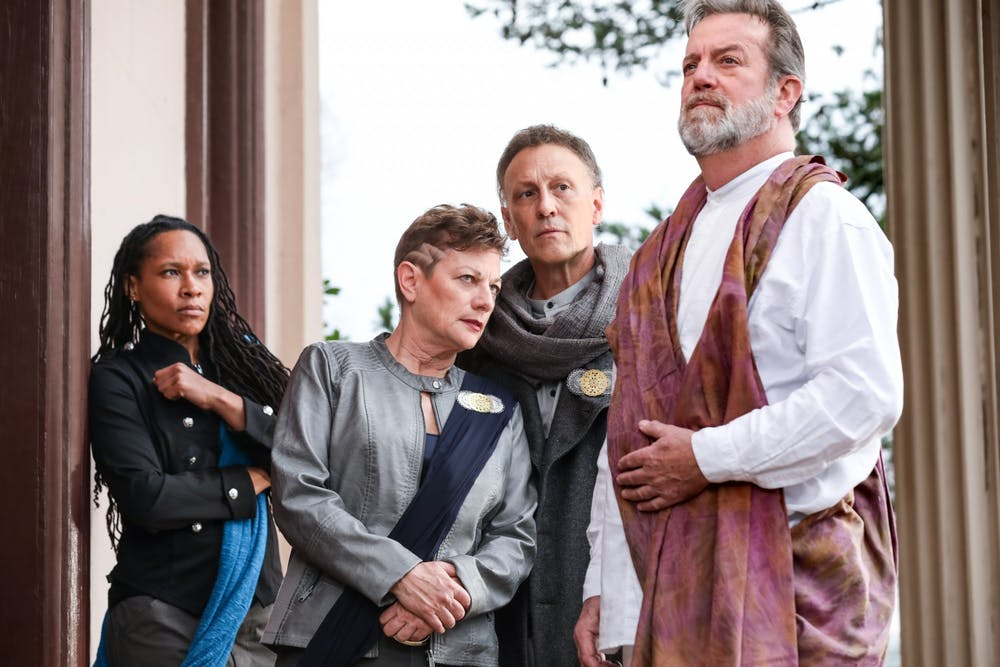 Beware the Ides of March: 'Julius Caesar' is making its PlayMakers debut