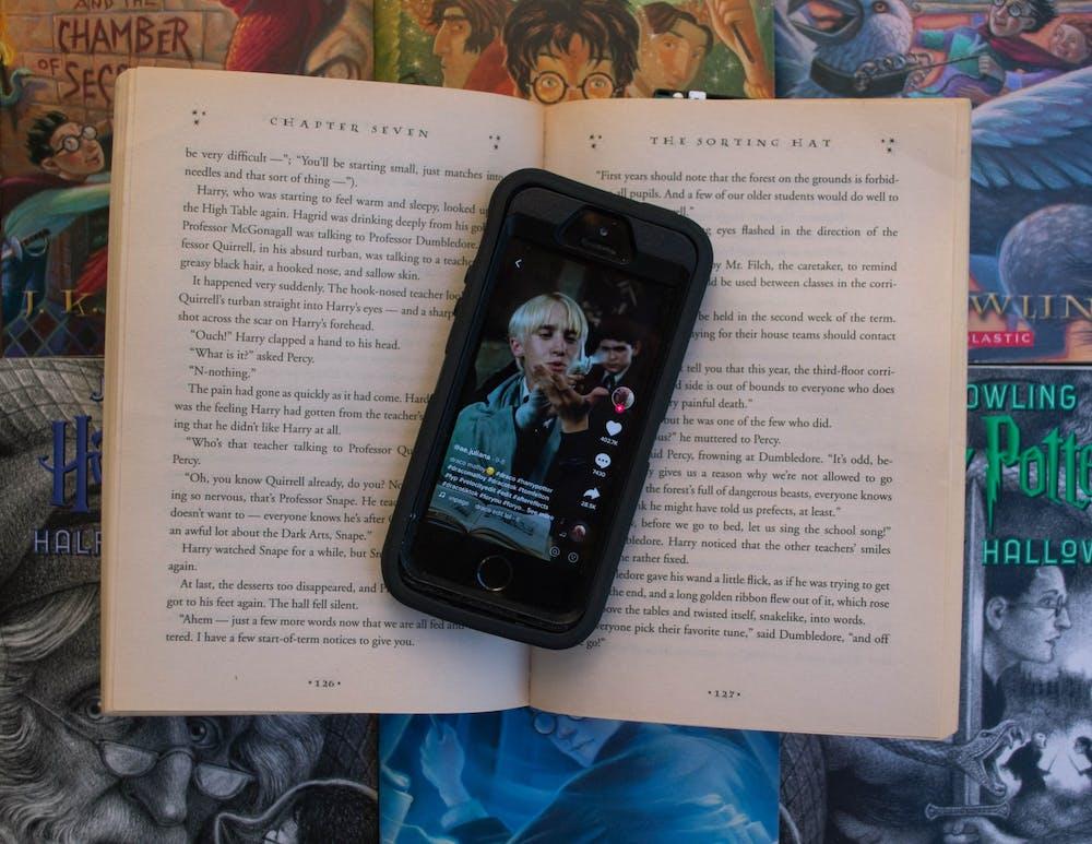 The second life of Draco Malfoy on TikTok