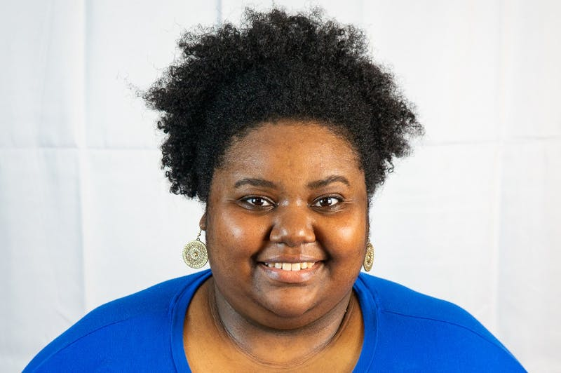 Brittany McGee is an assistant city & state editor for the 2020-2021 school year.