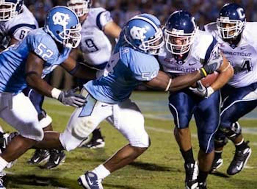 UNC gets credit for 'big play defense'