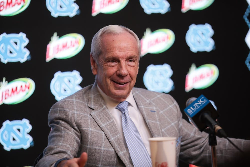Fifteen random questions UNC's Roy Williams has (probably) never been asked before