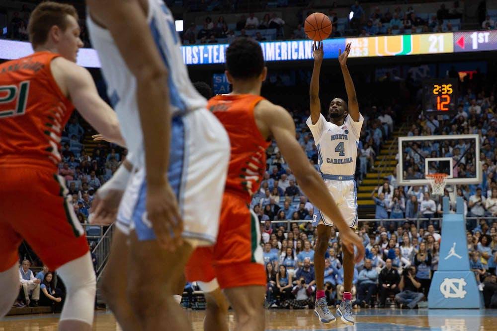 Brandon Robinson's 29 points in Williams' 880th win epitomizes North Carolina basketball