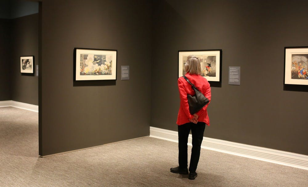 The Ackland Art Museum Showcases 'Flash of Light, Fog of War: Japanese Military Prints, 1894-1905'